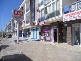 Retail shop for sale in Fethiye