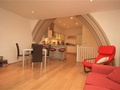 Duplex apartment to rent in Bermondsey