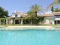 Holiday villa to rent in Estepona