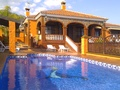 Holiday villa to rent in Mijas
