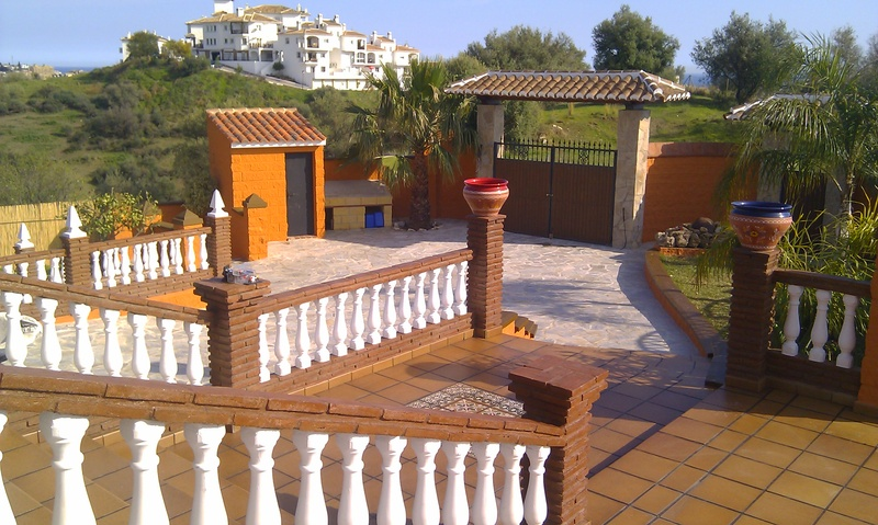 holiday villa rent spain: