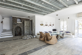 Holiday villa to rent in Mykonos